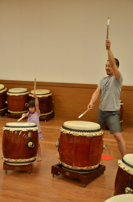 It was awesome to have Shoji from On Ensemble in our class!