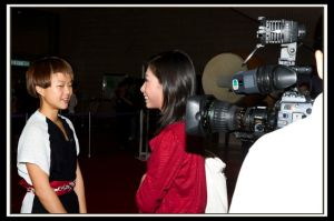 Yeeman interviewed by TVB news