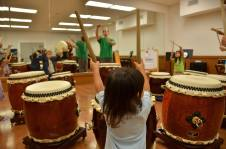 Its never too early or too late to start taiko!