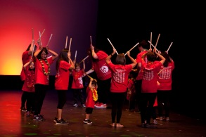 Taiko Together utilizes songs, games and movement to study the art of taiko