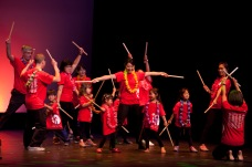 Sing, Dance, Move, and Taiko!